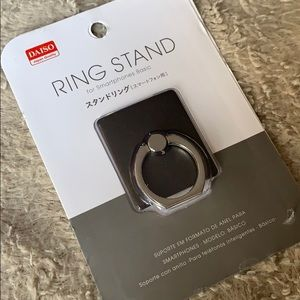 Ring Stand for Smartphone by Daiso